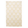 "KAS Rugs Transitions 3327 Ivory Harmony 30"" x 50"" Size Area Rug"