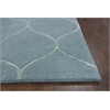 "Transitions 3329 Frost Harmony 3'3"" x 5'3"" Size Area Rug"