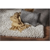 KAS Rugs Urban 1401 Ivory 5' x 7' Size Area Rug