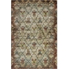"KAS Rugs Versailles 8513 Multi Damascus 5'3"" x 7'7"" Size Area Rug"