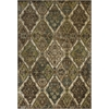 "Versailles 8516 Ivory Antique Panel 5'3"" x 7'7"" Size Area Rug"