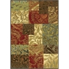 "Versailles 8550 Mocha Athena 2'2""X 6'11"" Runner Size Area Rug"