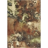 "Versailles 8559 Multi Watercolors 5'3"" x 7'7"" Size Area Rug"