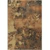 """Versailles 8560 Mocha Palette 5'3"""" x 7'7"""" Size Area Rug"""