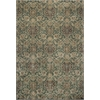 "KAS Rugs Versailles 8589 Seafoam Allover Kashan 7'10"" x 11'2"" Size Area Rug"