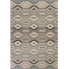"KAS Rugs Vista 5801 Stone Groove 5'3"" x 7'7"" Size Area Rug"