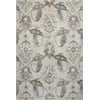"KAS Rugs Zarepath 7505 Ivory Tapestry 5'3"" x 7'8"" Size Area Rug"