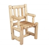 Rustic Cedar CHAIR, DINING CAPTAINS