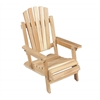 Rustic Cedar CHAIR, ADIRONDACK, JR.