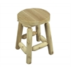"Rustic Cedar 18"" Bar Stool (1 / Box)"