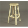 "Rustic Cedar 30"" Bar Stool (1 / Box)"