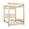 Rustic Cedar BED, TWIN CANOPY