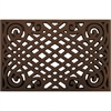"Celtic Lattice Coffee 22"" x 34"" Mat"