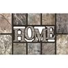"Apache Mills Home Slate Gray 18"" x 30' Mat"