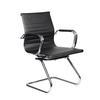 Modern Visitor Office Chair. Color: Black
