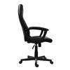 Techni Mobili Medium Back Executive Office Chair. Color: Black