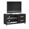 "Techni Mobili Modern TV Stand with Storage For TVs Up To 40"". Color: Black"