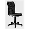 Techni Mobili Mesh Task Office Chair. Color : Black