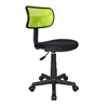 Techni Mobili Student Mesh Task Office Chair. Color: Lime