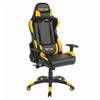 Techni Sport Techni Sport Office-PC Gaming Chair. Color: Yellow