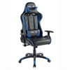 Techni Sport Techni Sport Office-PC Gaming Chair. Color: Blue