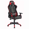 Techni Sport Techni Sport Office-PC Gaming Chair. Color: Red
