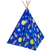 Wildkin Olive Kids Out of this World Canvas Teepee