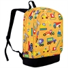 Wildkin Olive Kids Under Construction Sidekick Backpack