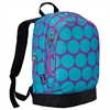 Big Dot Aqua Sidekick Backpack