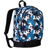 Wildkin Blue Camo Sidekick Backpack