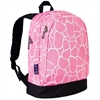 Pink Giraffe Sidekick Backpack