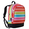 Bright Stripes Sidekick Backpack