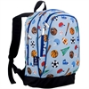 Wildkin Olive Kids Game On Sidekick Backpack
