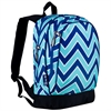 Wildkin Zigzag Lucite Sidekick Backback