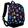 Wildkin Olive Kids Monsters Sidekick Backpack