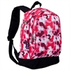 Wildkin Camo Pink Sidekick Backpack