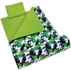 Green Camo Sleeping Bag