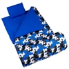 Blue Camo Original Sleeping Bag