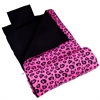 Pink Leopard Original Sleeping Bag