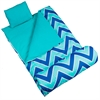 Wildkin Zigzag Lucite Original Sleeping Bag
