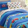 Olive Kids Trains, Planes, Trucks Full Comforter Set