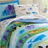 Wildkin Olive Kids Endangered Animals Full Comforter Set