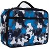Blue Camo Lunch Box