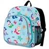 Wildkin Olive Kids Mermaids Pack 'n Snack Backpack