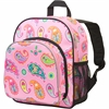 Wildkin Olive Kids Paisley Pack 'n Snack Backpack