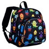 Wildkin Olive Kids Monsters Pack n Snack Backpack