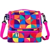 Pinwheel Double Decker Lunch Bag