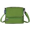 Parrot Green Double Decker Lunch Bag