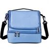 Placid Blue Double Decker Lunch Bag