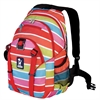 Bright Stripes Serious Backpack